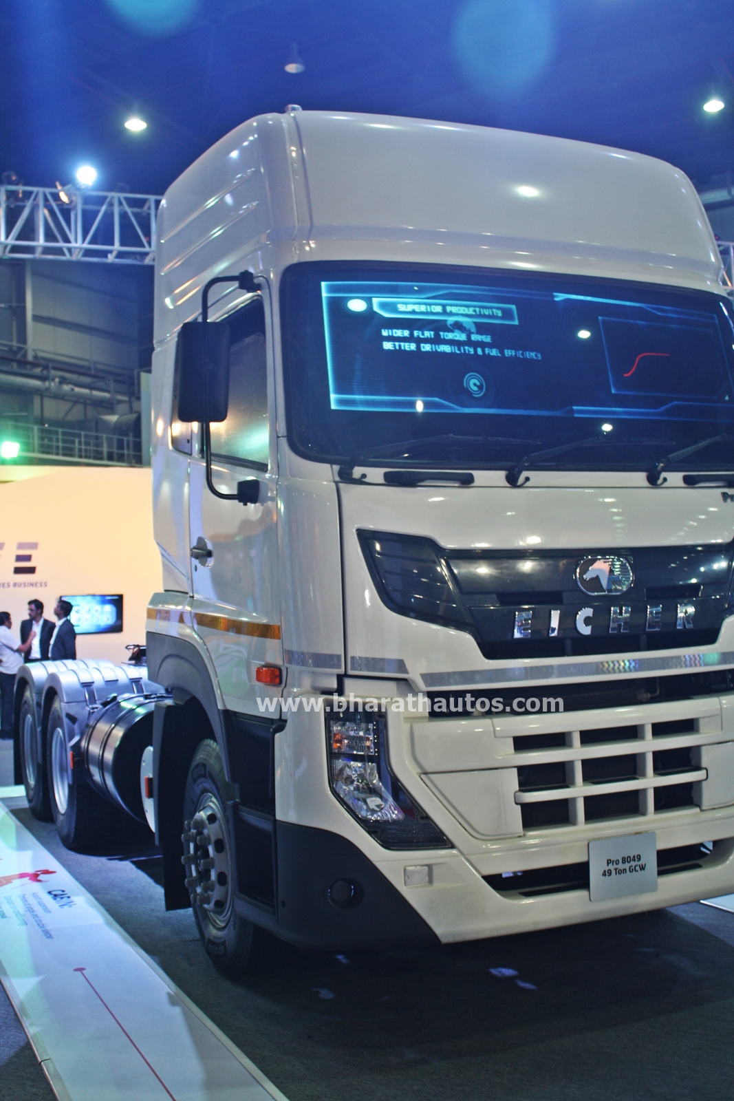 Eicher Trucks Amp Buses Launches Eicher Live Trucking