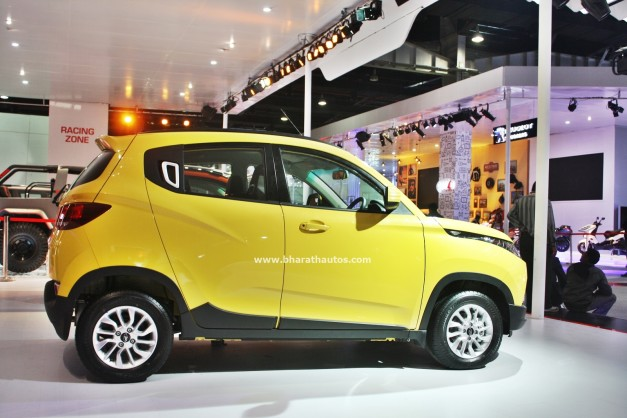 mahindra-kuv100-bright-yellow-shade-pictures-photos-images-snaps-2016-auto-expo