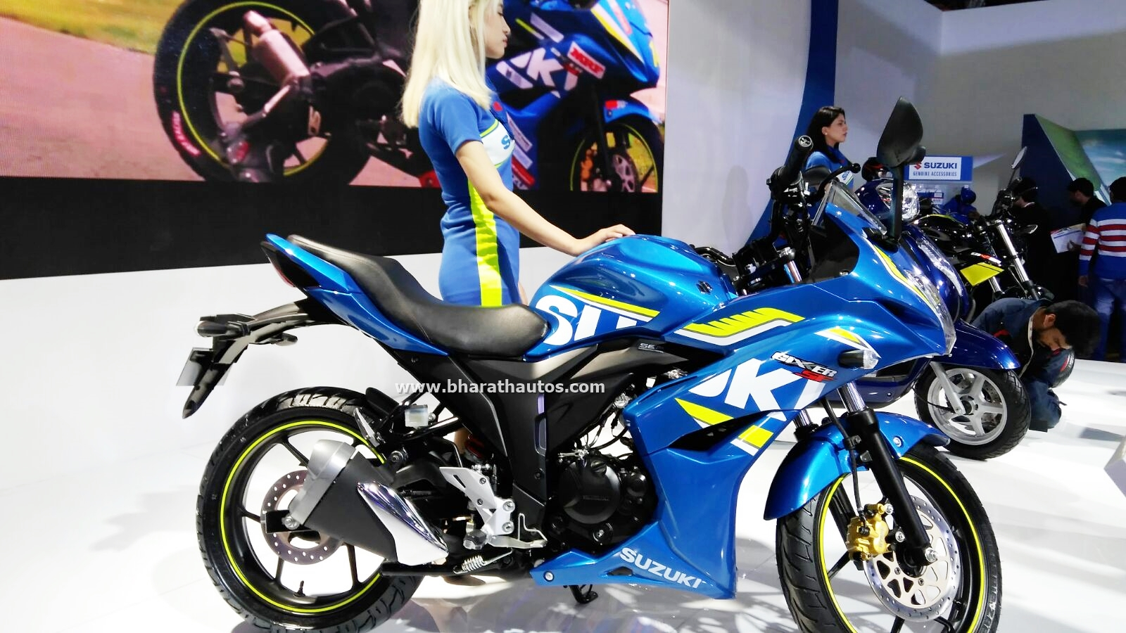 Suzuki quadsport z400 reviews prices and specs autos weblog suzuki - Suzuki Gixxer Sf Rear Disc Brake 2016 Auto