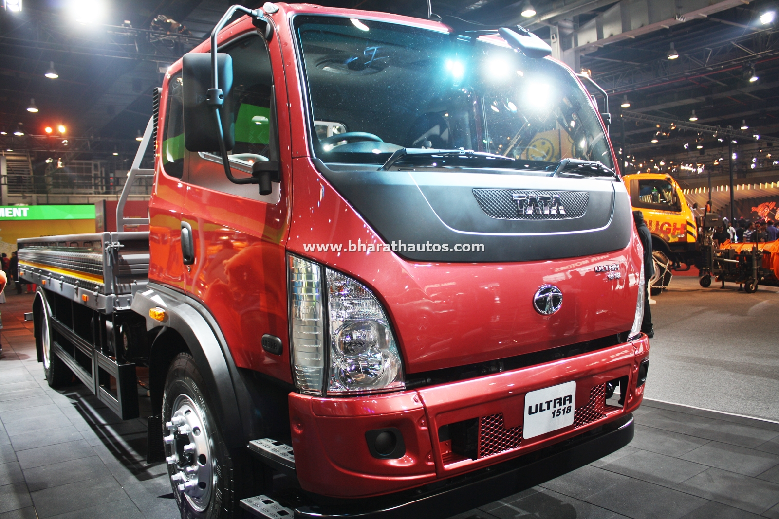 Upcoming New Cars At Auto Expo 2016: Tata Motors Commercial Vehicles 8 Future Ready Offerings