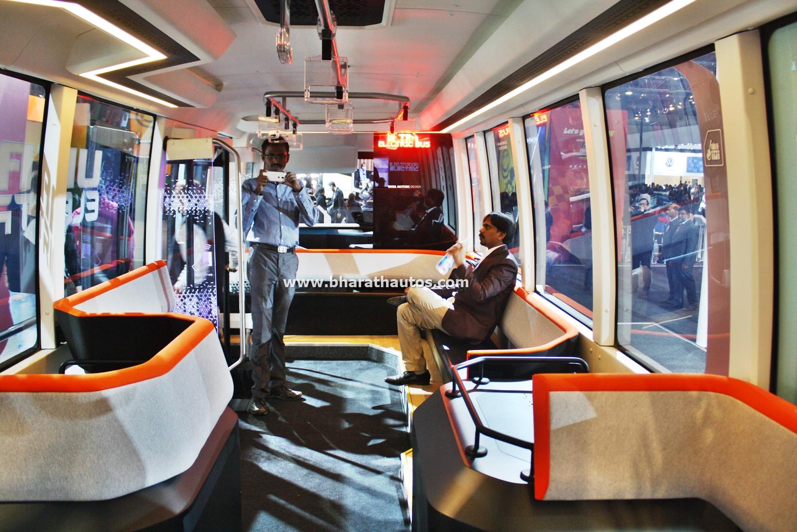 Tata Prima FL 5530.S BS6 Pictures, See Interior & Exterior ...  |Tata Prima Bus Interior