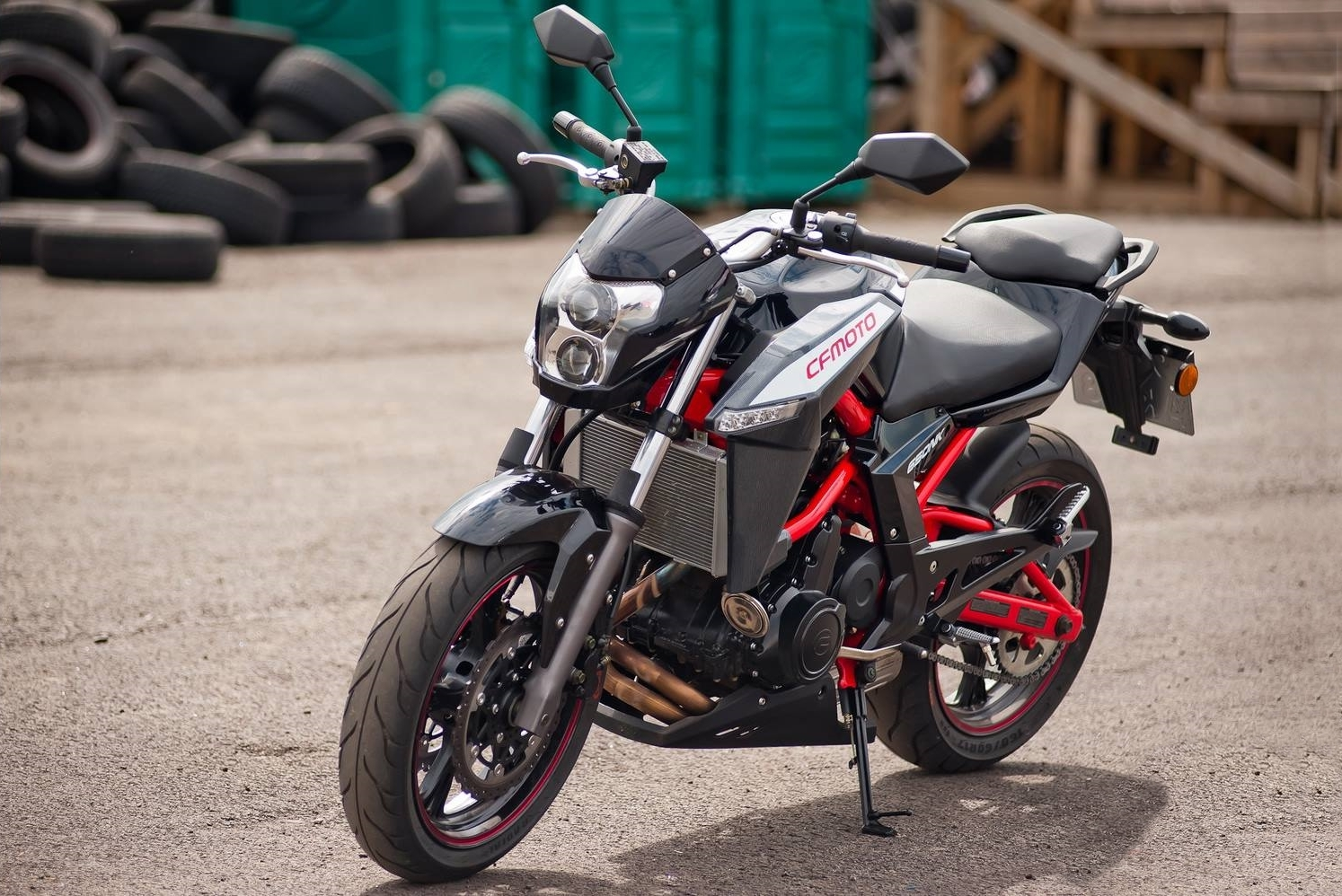Eider Motors launches CFMoto 650 NK and 8 other models in ...