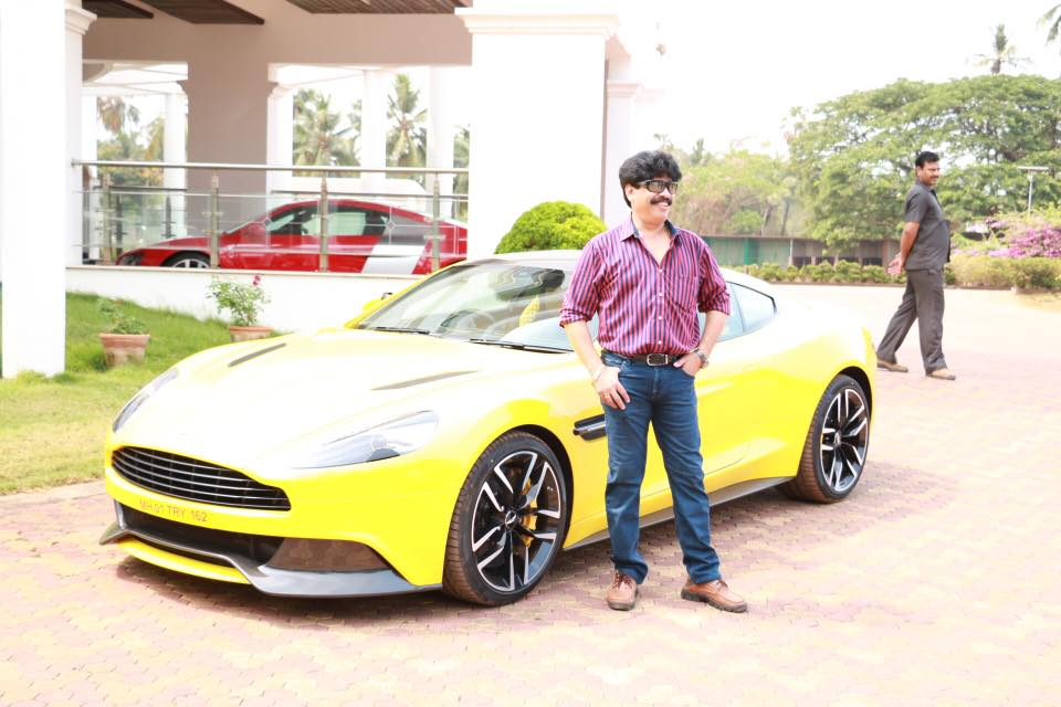 World Most Expensive Car >> New Aston Martin Vanquish arrives in Mangalore