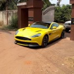 aston-martin-vanquish-sunburst-yellow-front-mangalore-karnataka-india