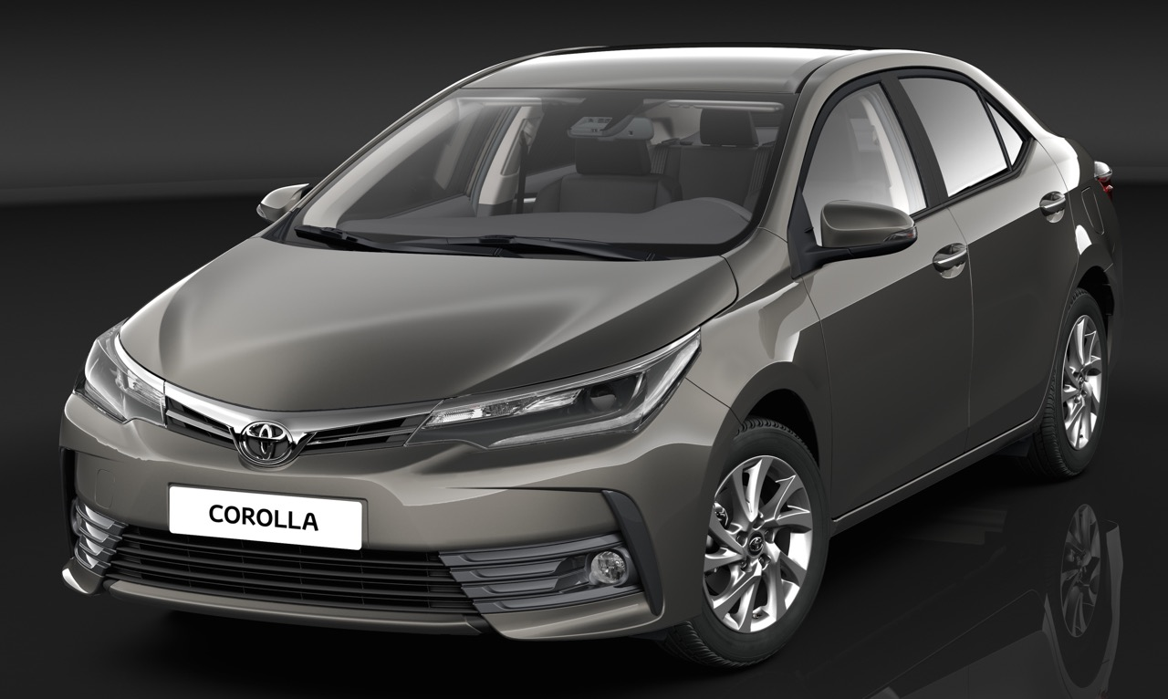 2016 toyota corolla facelift front pictures photos images