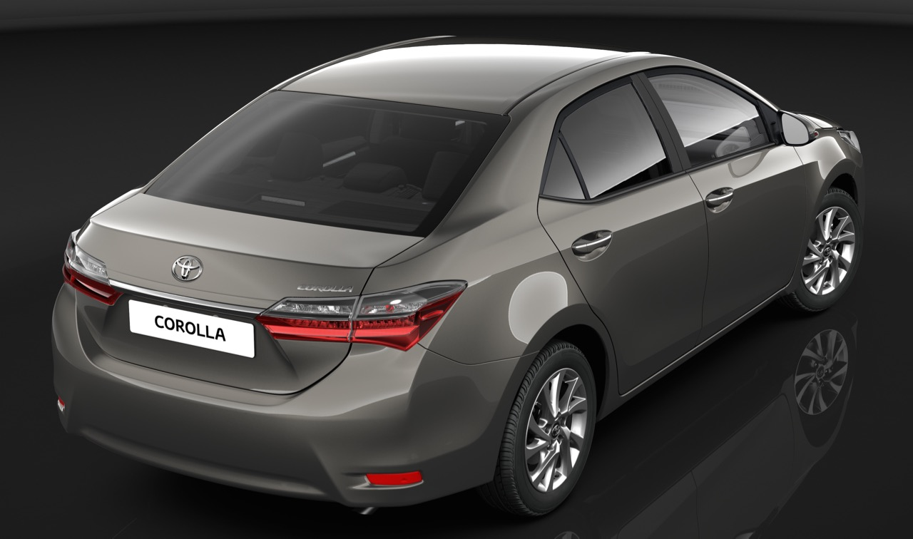 2016 toyota corolla facelift side pictures photos images