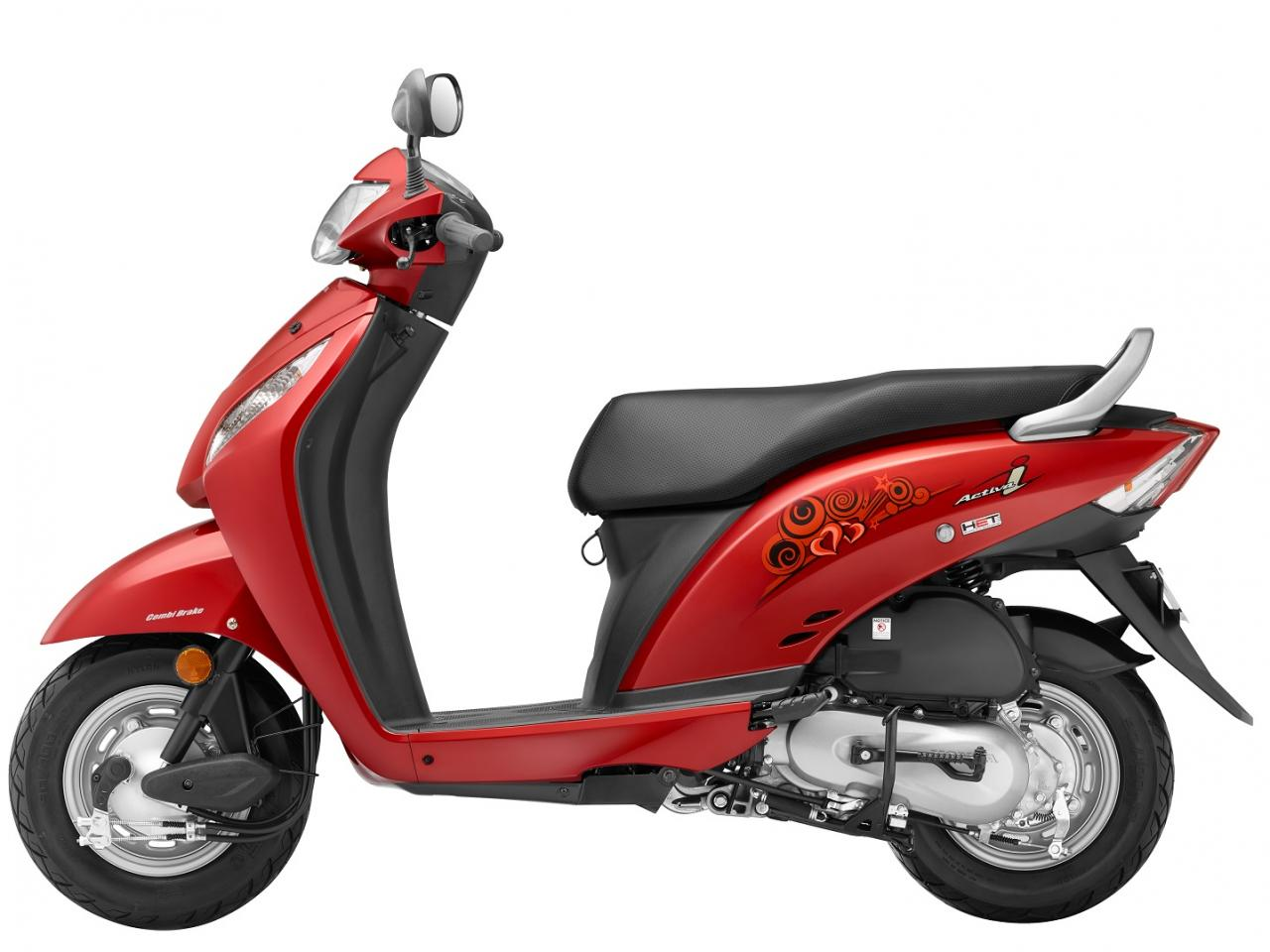 Honda activa i updated for 2016 model year gets 3 new colours for Honda 2016 models