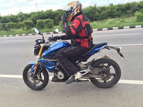 bmw-g310r-side-profile-spied-chennai-bangalore-hosur-india