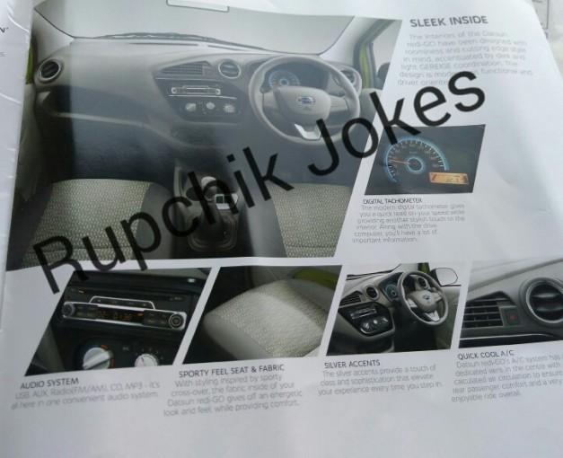 datsun-redi-go-interior-brochure-leaked-details-information