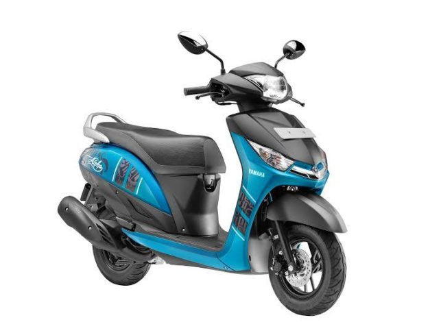 yamaha-cygnus-alpha-disc-brake-radiant-cyan-paint-shade