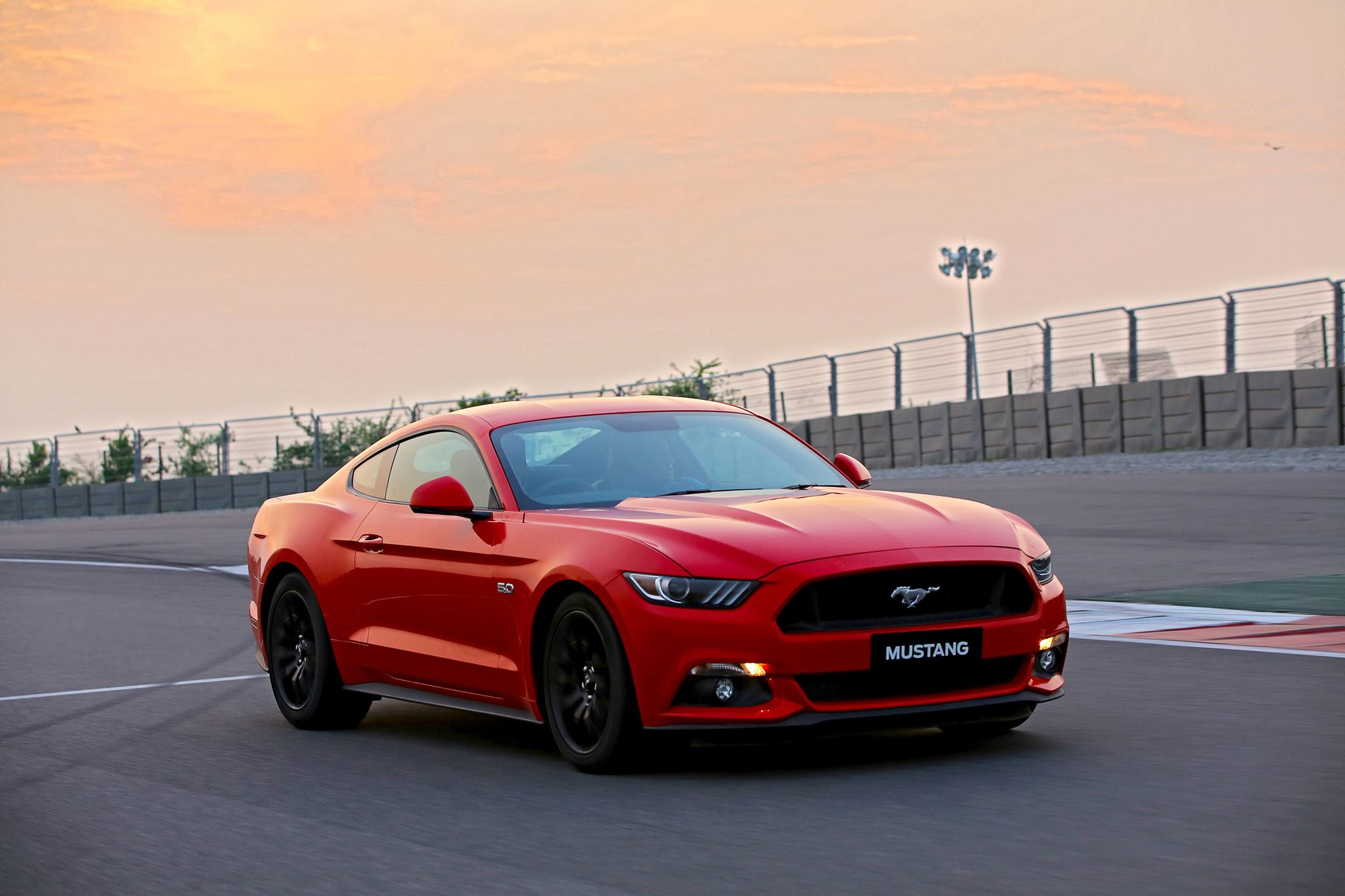 ford mustang gt makes its official debut in india 5 0l v8 401hp rs 65 lakh. Black Bedroom Furniture Sets. Home Design Ideas