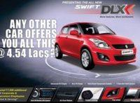 maruti-suzuki-swift-dlx-special-edition-india-launched