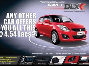 maruti-suzuki-swift-dlx-special-edition-india-launched