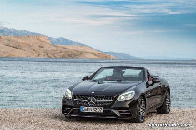 mercedes-benz-slc43-amg-front-shape-india-pictures-photos-images-snaps