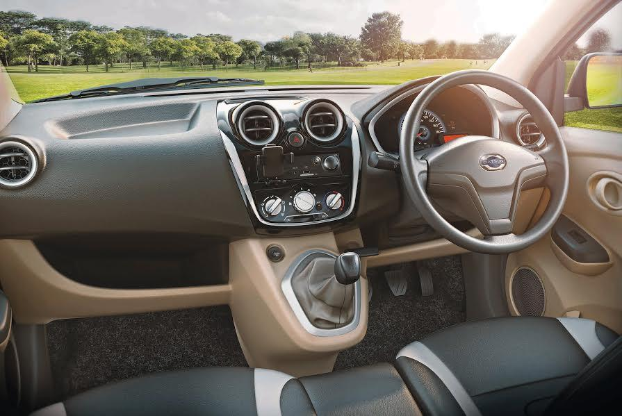 Datsun Go, Go+ Style edition launched - Rs. 4.06 lakh & Rs ...