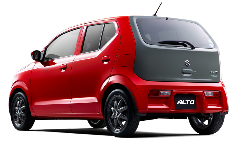 Maruti Suzuki Developing Next Generation Alto Report Says