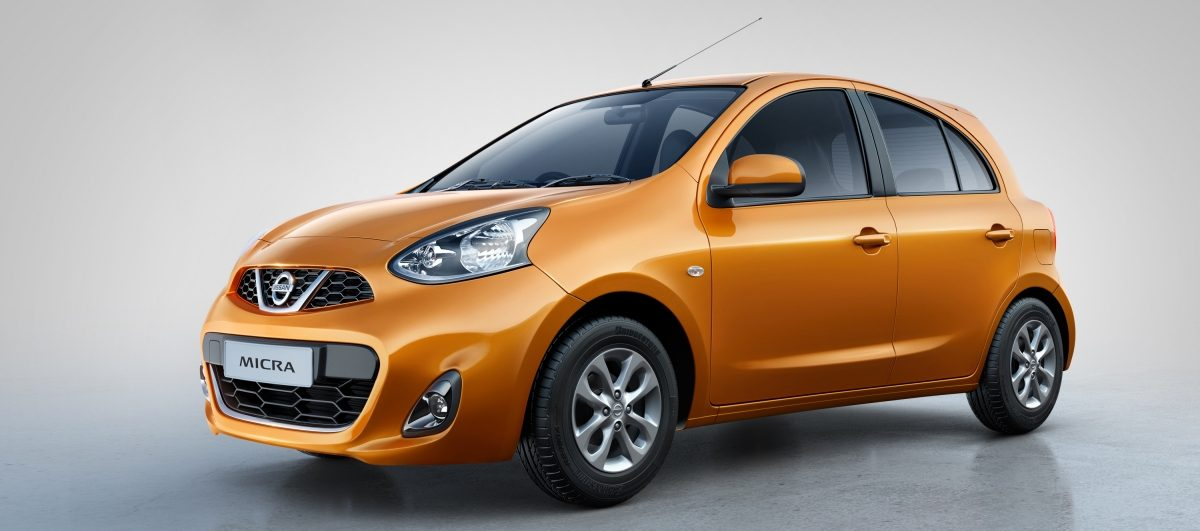 nissan micra launched in new sunshine orange shade all black interior. Black Bedroom Furniture Sets. Home Design Ideas