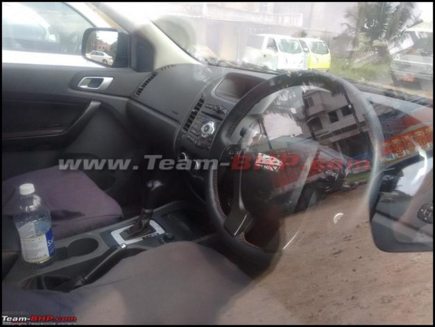 tata-xenon-xt-pickup-facelift-automatic-gearbox-ford-ranger-inside-spied-pictures-photos-images-snaps