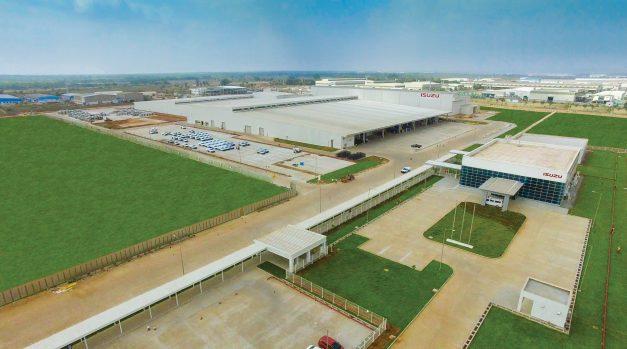 isuzu_manufacturing_plant_india