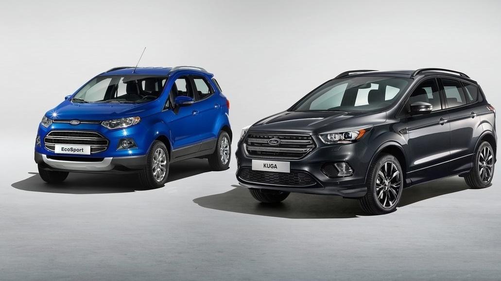 Image Result For Ford Kuga Vs Ecosport