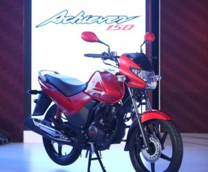 new-hero-achiever-150-motorcycle-launched-details-pictures