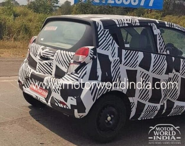 new-second-gen-2017-chevrolet-beat-hatchback-rear-back-spied-india