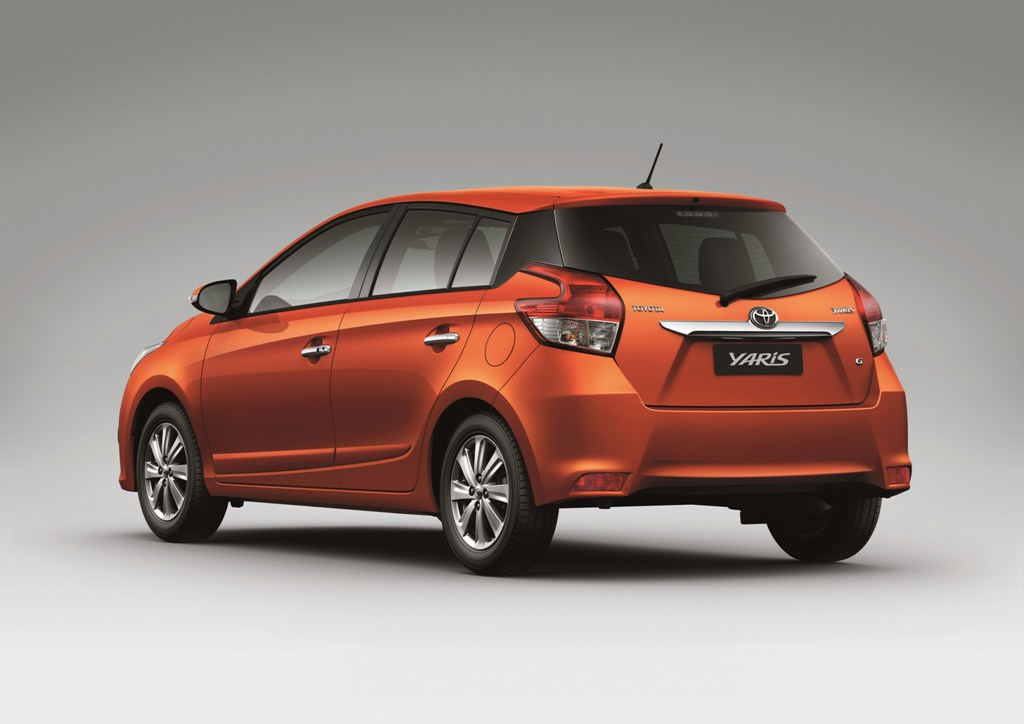 Toyota Yaris Confirmed For India In 2018