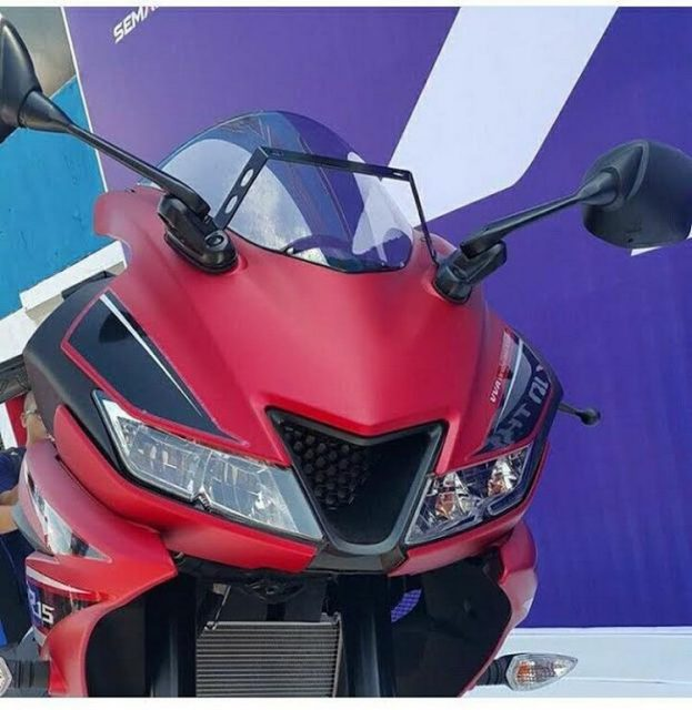 New R 15 V3: 2017 Yamaha R15 V3.0 Unveiled