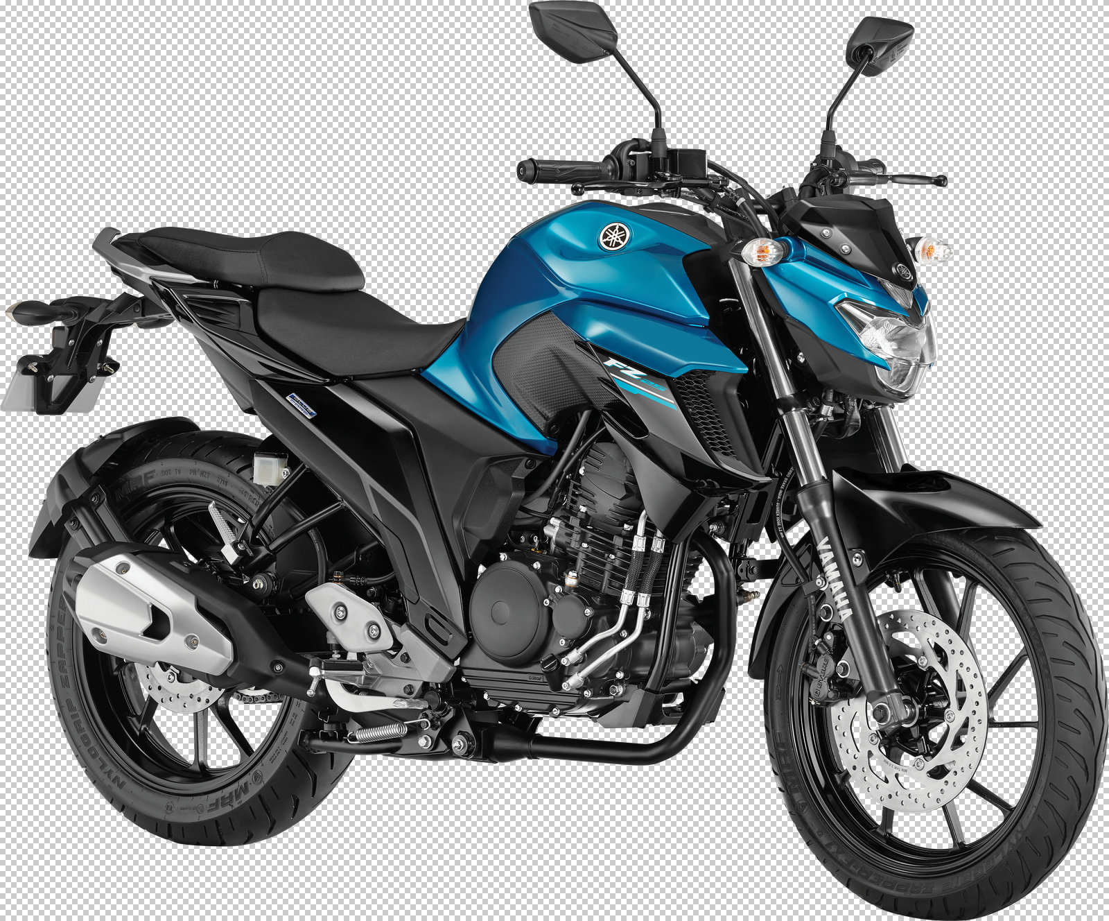 yamaha it. the new yamaha fz-25 has bright future in india with price tag it come with.