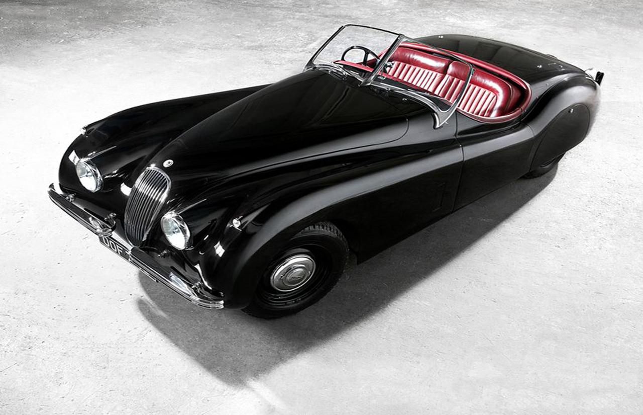 Jaguar XK12 (1948)