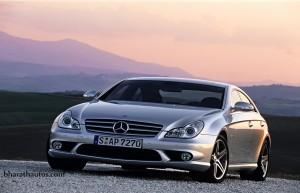 Mercedes-Benz CLS 63AMG