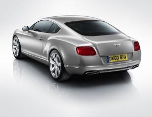 2011-Bentley-Continental-GT-Rear