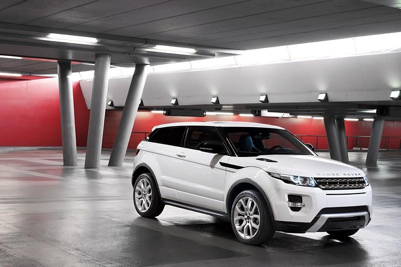 Range Rover Evoque India This Year