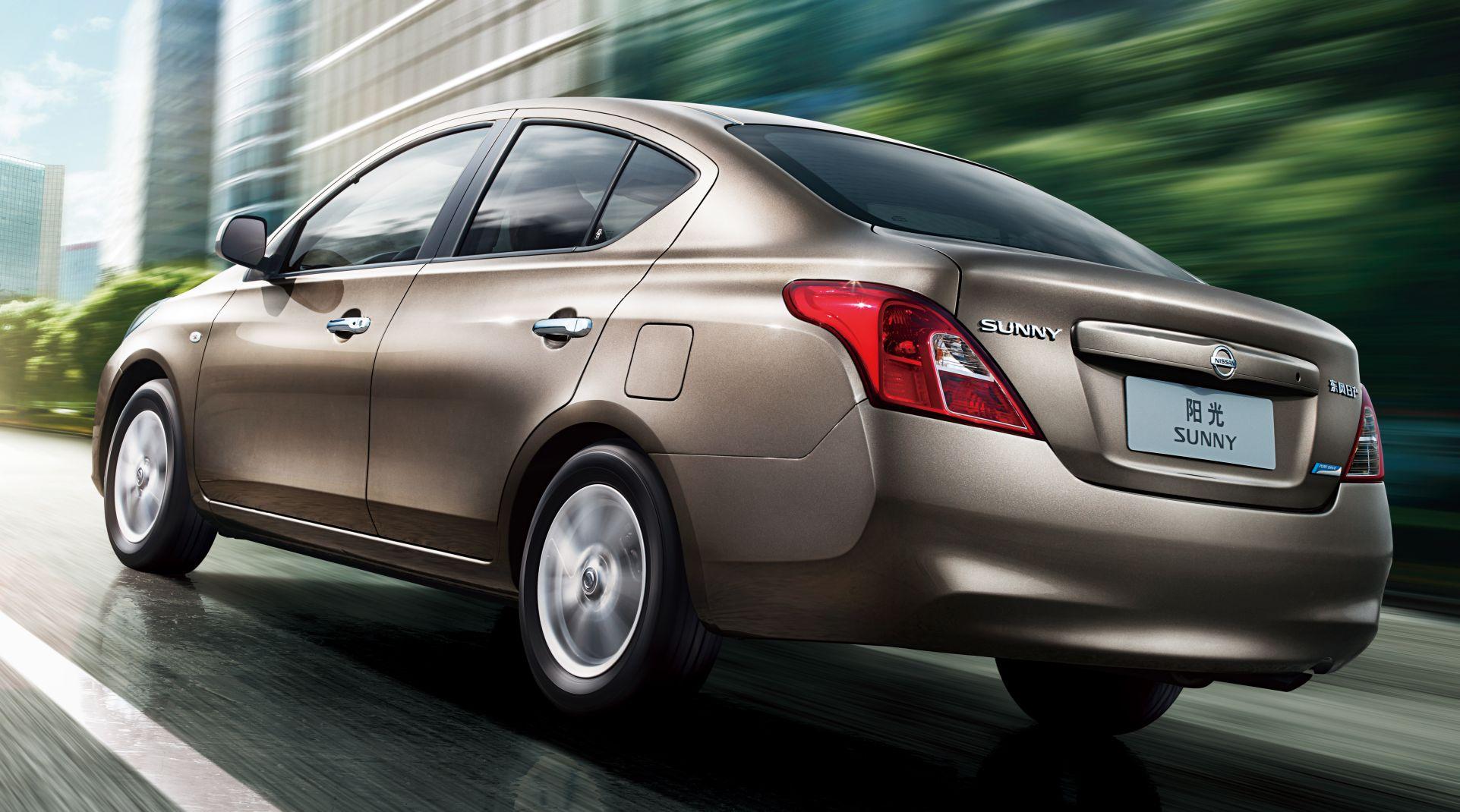 2011 Nissan Sunny Sedan