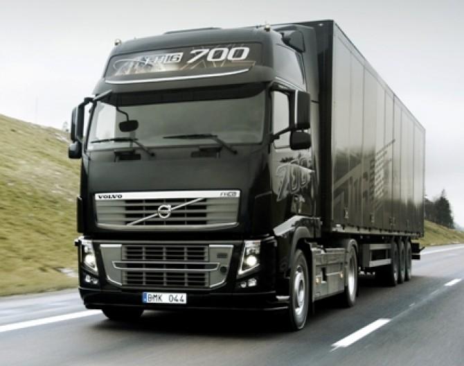 2011 Volvo Truck Range