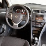 2011 New Maruti Swift interior