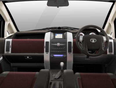 ARIA front console