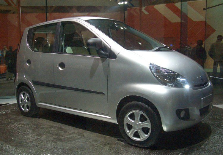 Renault S Small Car For India