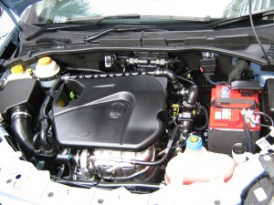 Fiat-Linea-T-Jet-India engine