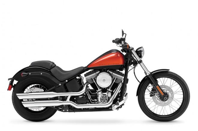 Harley Davidson FXS Blackline Softail
