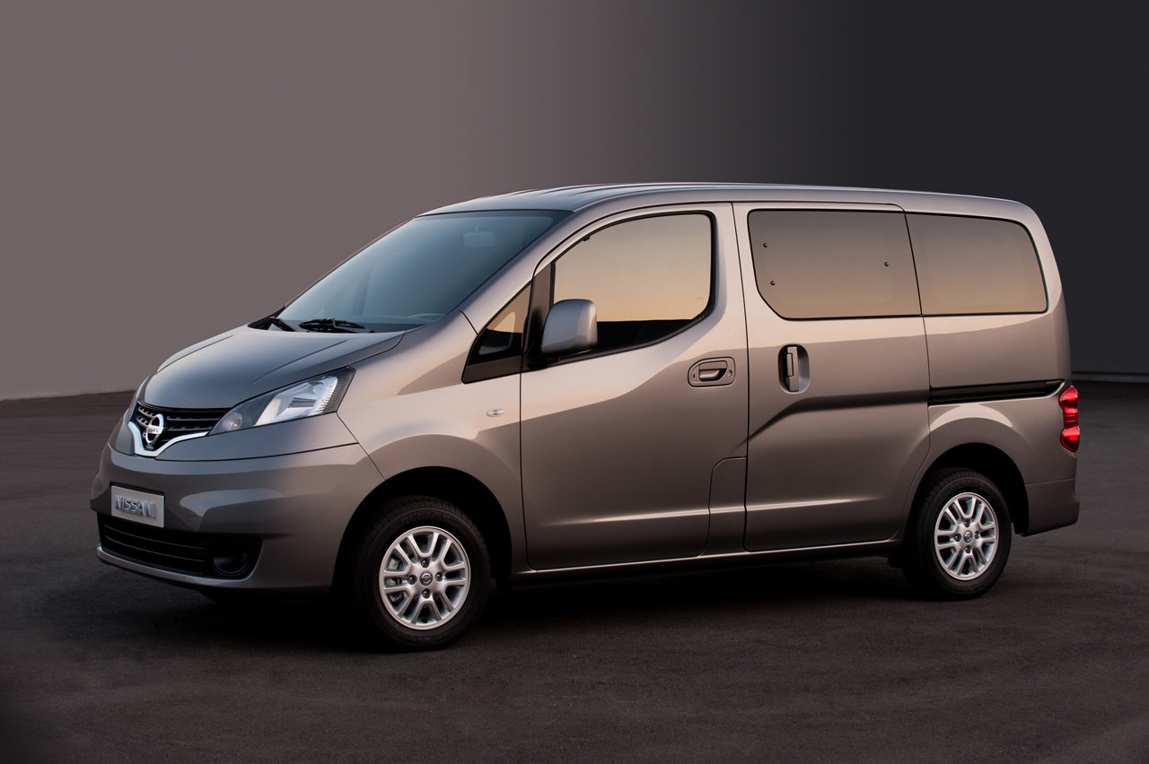 2011 Nissan NV200 In India