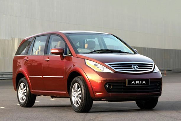 Tata Aria India S First Crossover