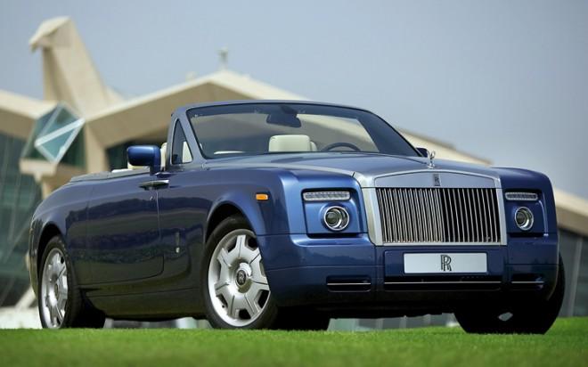 2011 Rolls-Royce Drophead