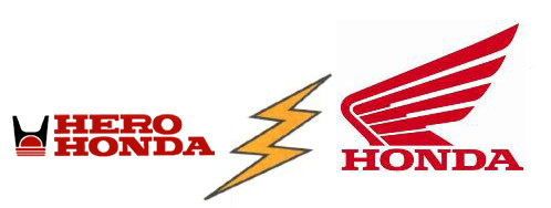 Hero Honda vs Honda