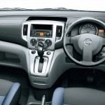 Nissan-NV200 interior