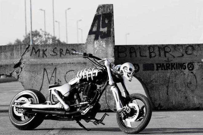Vardenchi Sportster Viper Choppers Stop