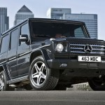 2010-Mercedes-G-Class-UK-Version-Front-Angle-View