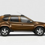 2011 Renault Dacia Duster Sideview