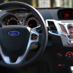 New 2011 Fiesta Sedan Interiors