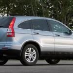 New Honda CR-V RearView